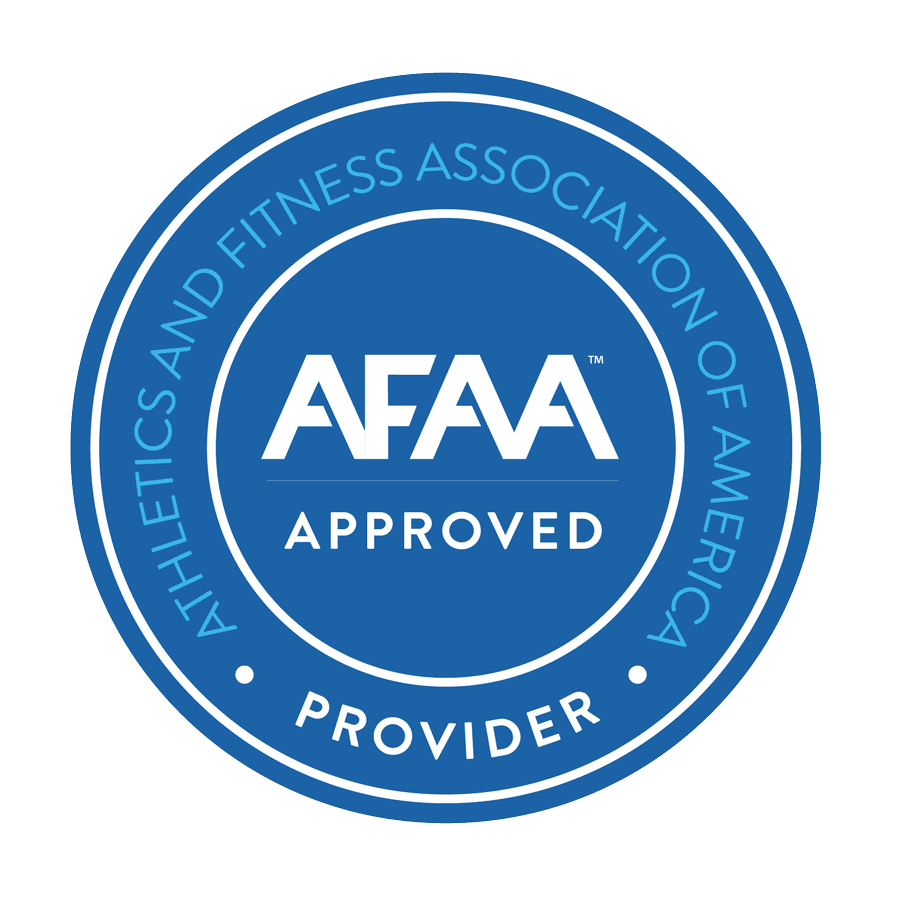 AFAA Approved